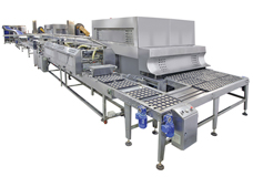 Cup Cake & Pie Cake Machinery