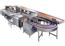 Layer Cake & Roll Cake Machinery